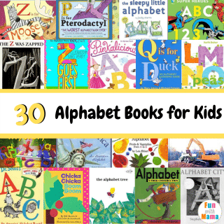 Alphabet Letter Activities Archives