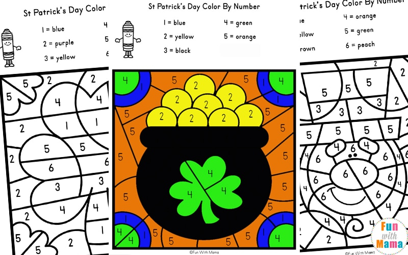 It's just an image of Printable Color by Number regarding unicorn