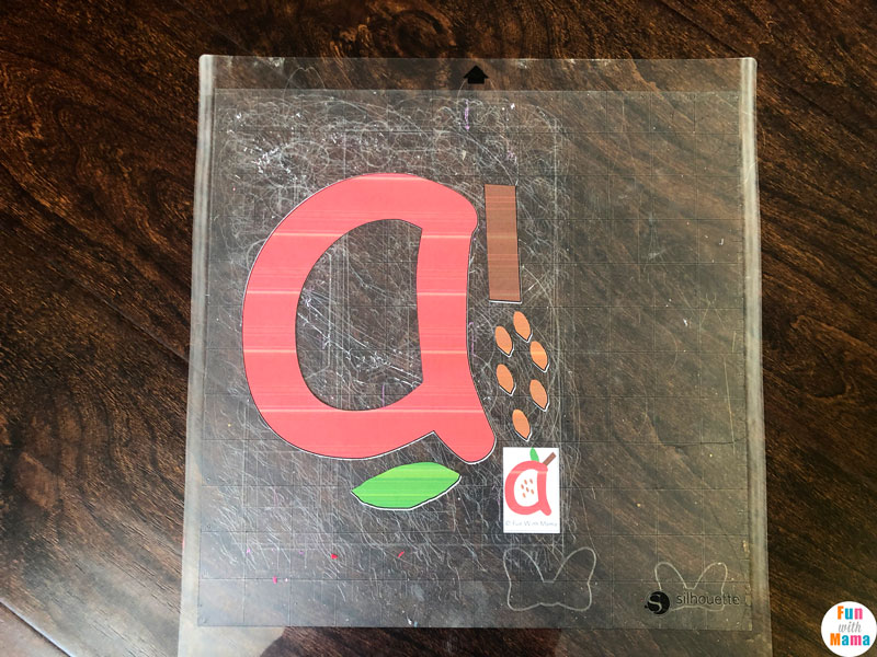 letter a crafts