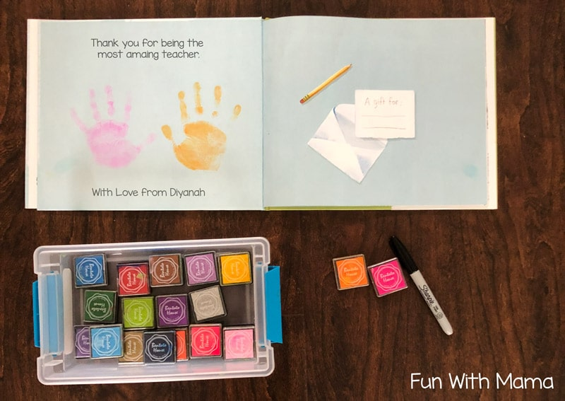 preschool teacher gifts