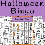 Fun Halloween Bingo Printable