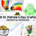 13 St. Patrick's Day Crafts and Activities for Kids of All Ages