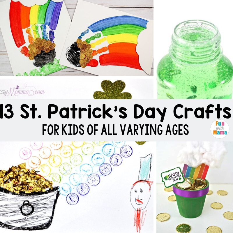 St. Patrick's Day Crafts-3