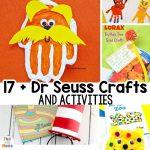 17+ Dr Seuss Crafts for Kids