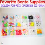 Best Bento Accessories, Food Picks + Cutters
