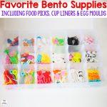Best Bento Accessories, Food Picks + Cutters