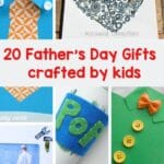 Homemade Father's Day Gifts from Kids