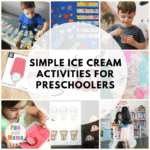 Should I Share My Ice Cream? Ice Cream Activities For Preschoolers
