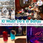 10 Galaxy's Edge Disneyland's Star Wars Land Must Do's
