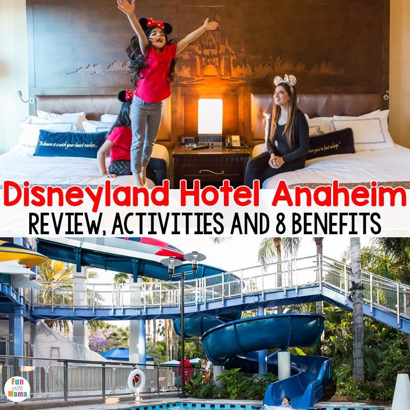 Disneyland Hotel Anaheim