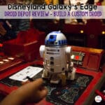 Galaxy's Edge Droid Depot Review