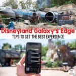Galaxy's Edge Disneyland's Star Wars Land Tips!