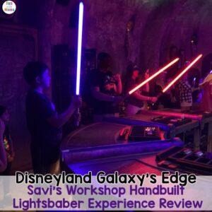savis workshop lightsaber review