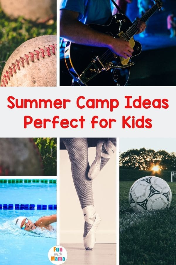 summer camp ideas perfect for kids