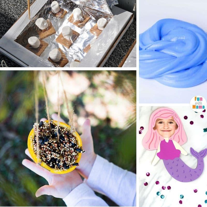 summer preschool activities