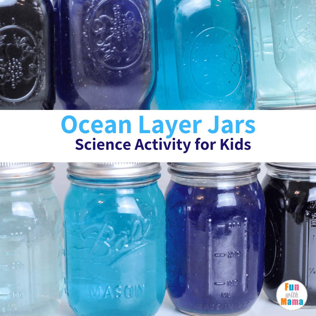 Ocean layer jars