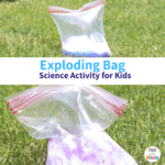 Exploding Ziploc Bag Experiment – Fun Science Experiment for Kids