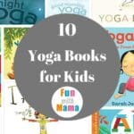 10 Best Yoga Books for Kids
