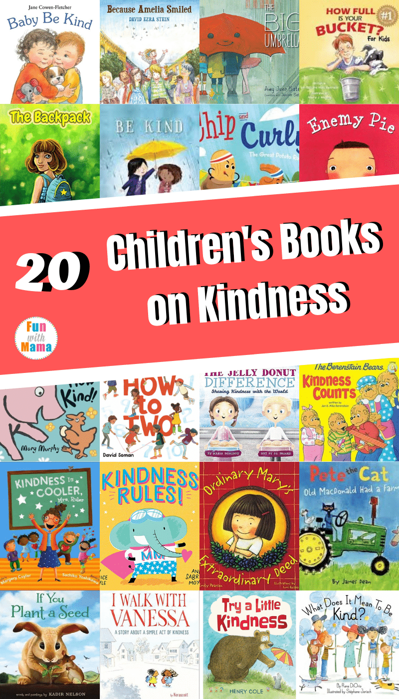 books about kindness for kids