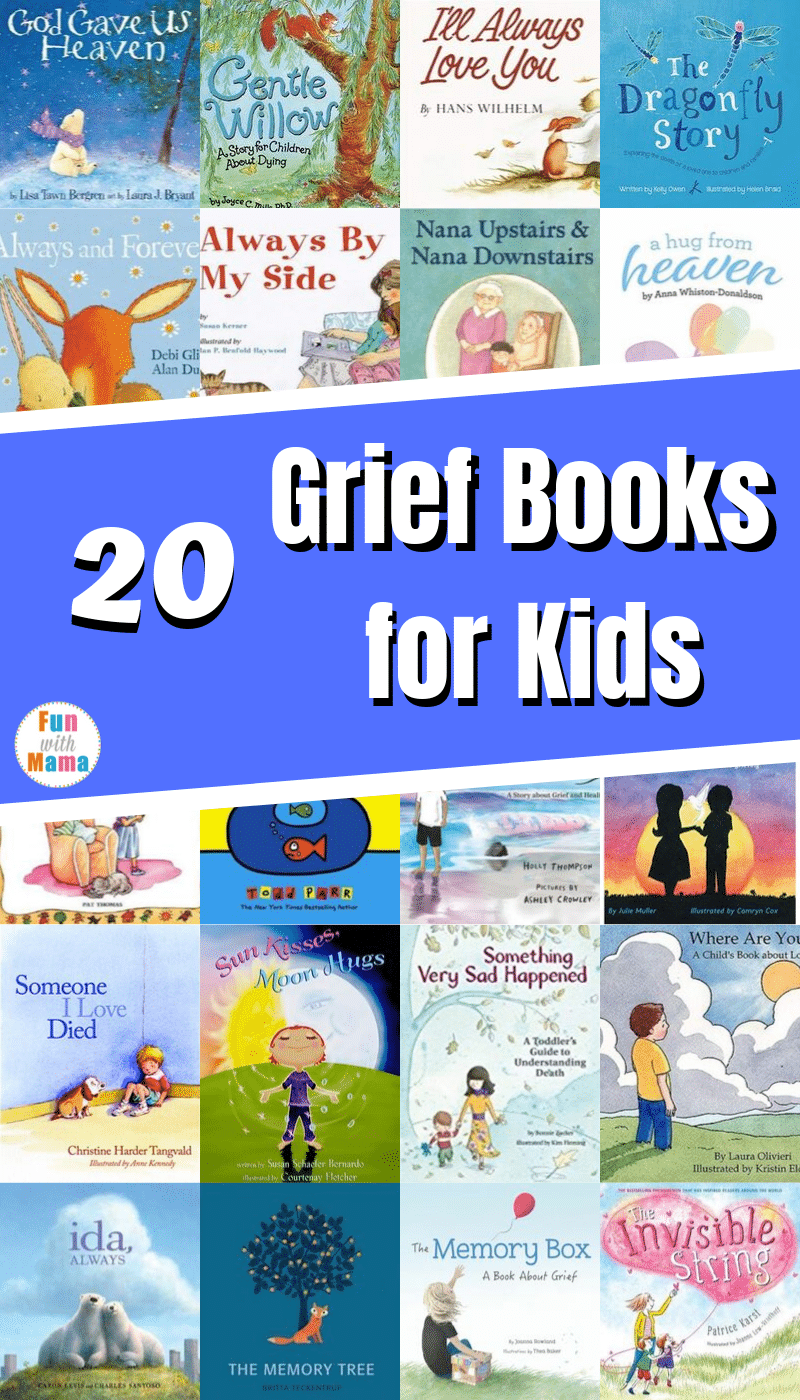 children's books about grief