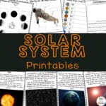 Solar System Worksheets – Great Printables for Kids!