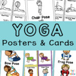 Yoga Cards for Kids  – Great for Brain Breaks