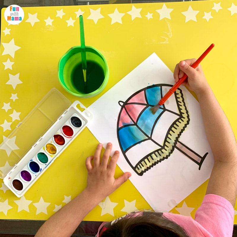 Painting For Kids At Different Ages Fun With Mama