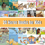 20 Children's Books about Horses