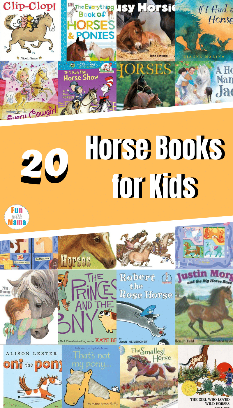 books about horses