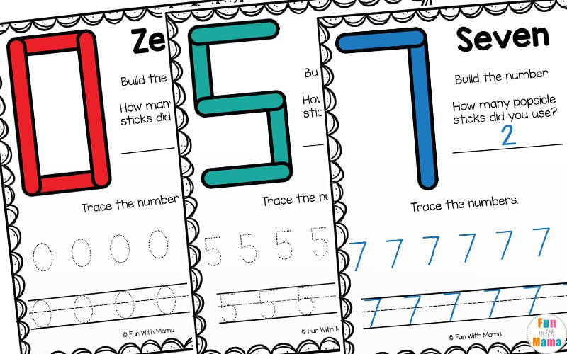 popsicle numbers printable