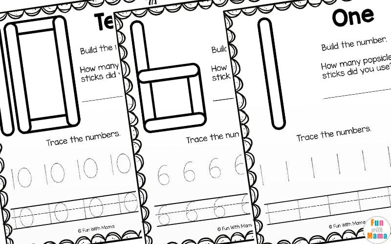 popsicle numbers printable