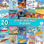 20 Children's Books about Airplanes