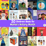 20 Children's Books About Strong Women for Women's History Month