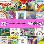 20 Children's Books about Rainbows