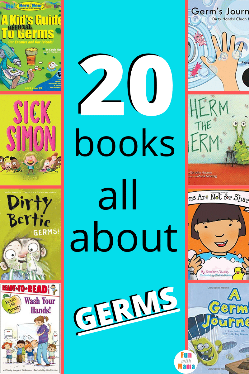 BOOKS ABOUT GERMS
