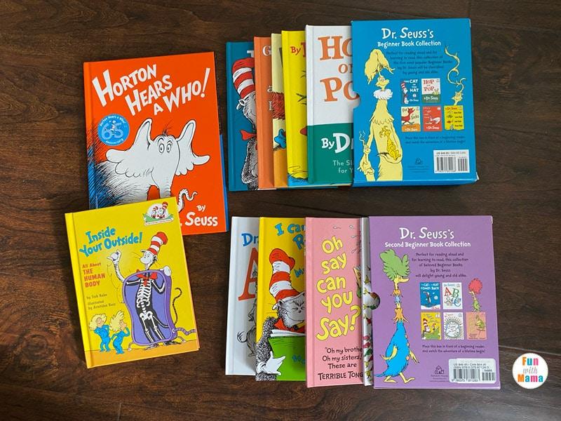 best Dr Seuss Books