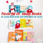 Best Dr. Seuss Books List + Dr. Seuss Day