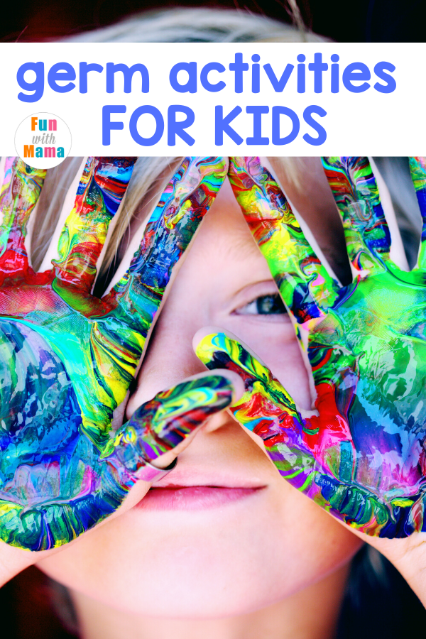germ activities and crafts for kids