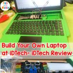 iD Tech Review – Build and Code Your Own Take-Home Laptop at Camp