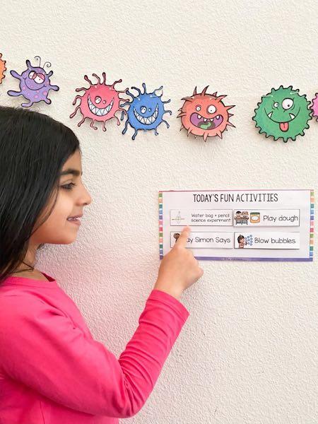 kids schedule homeschool