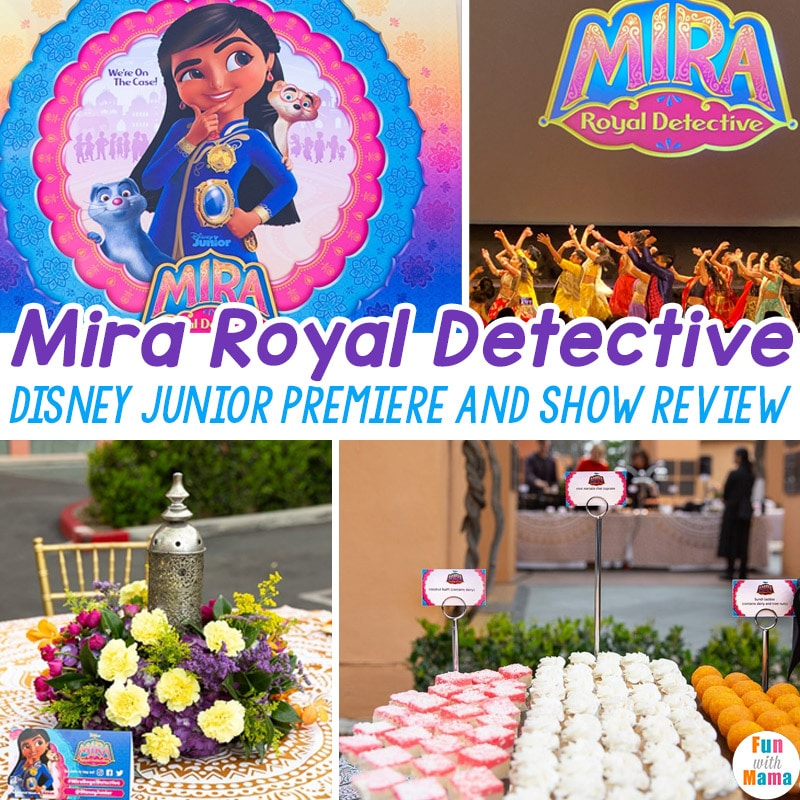mira royal detective disney junior