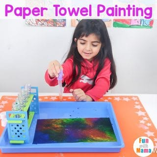 easy painting for kids