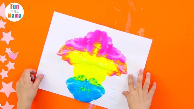 fun painting activity