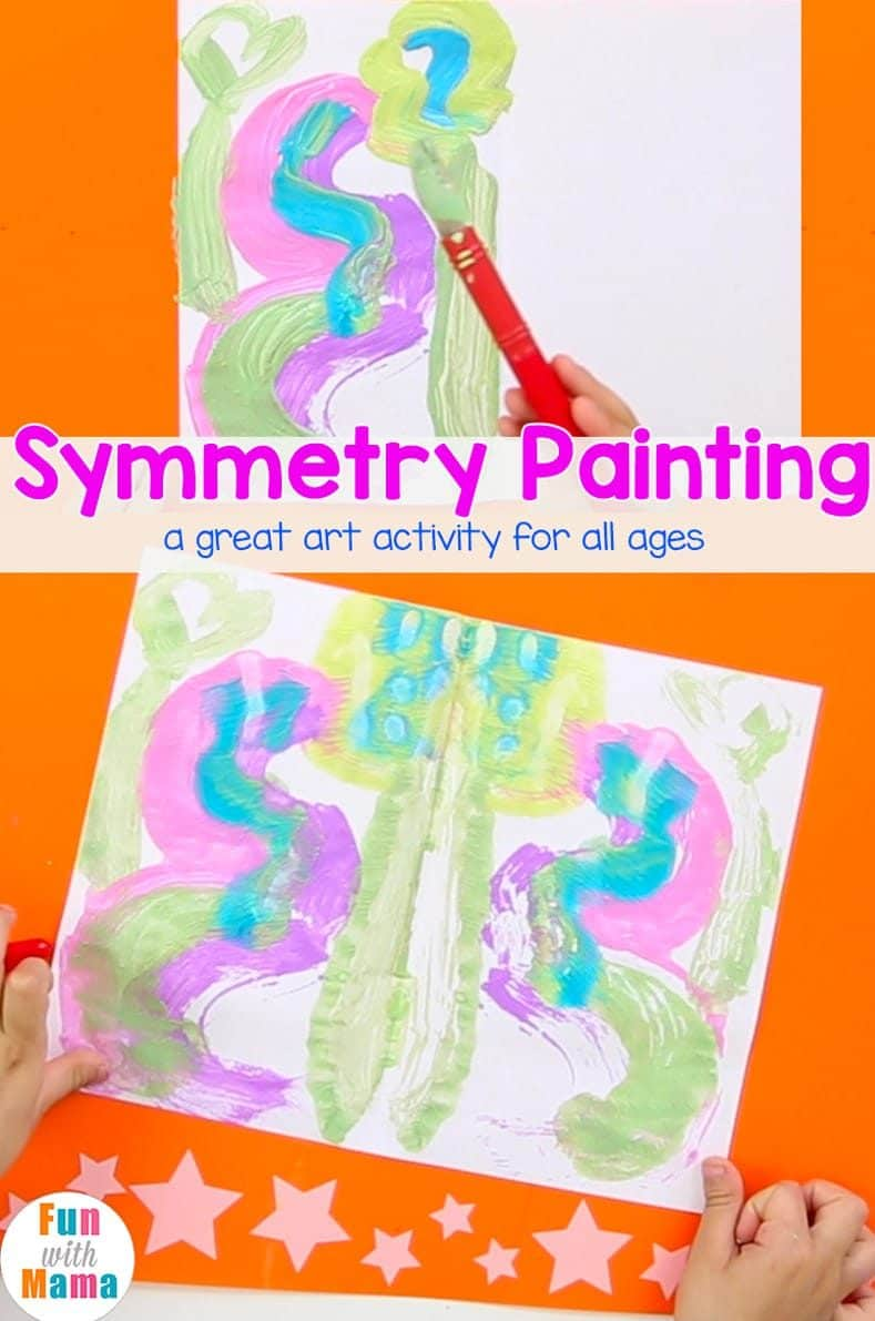 symmetry painting