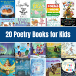 20 Poetry Books for Kids