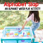 Alphabet Slap – Alphabet Water Play for Toddlers and Kids