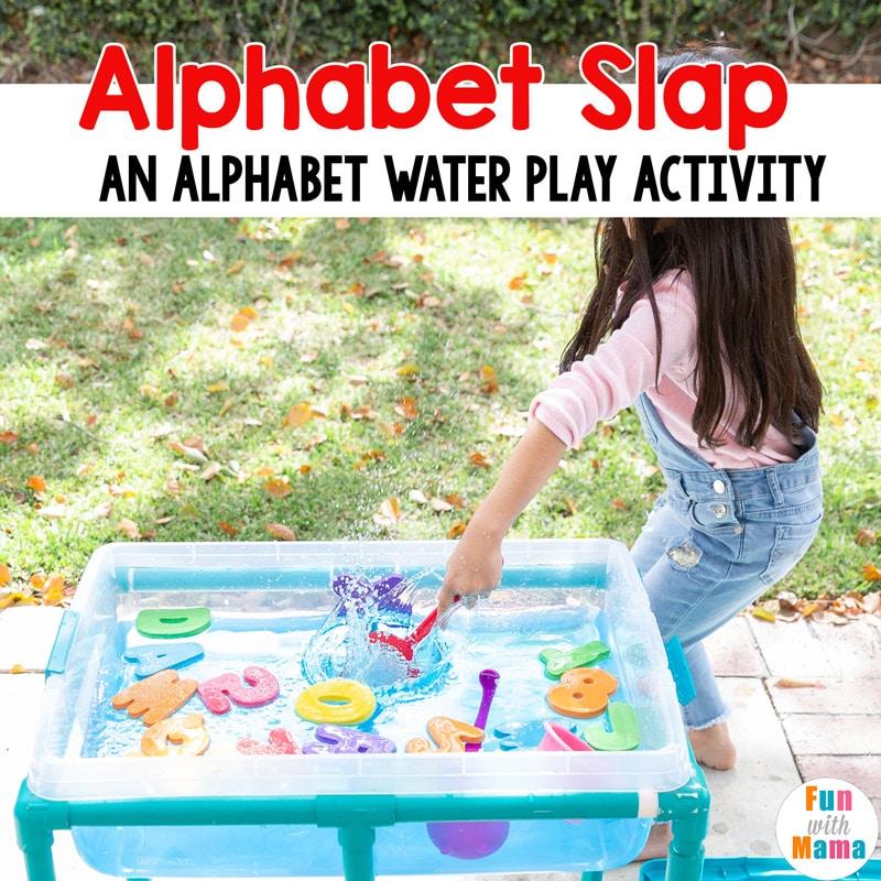 alphabet slap
