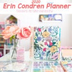 New Erin Condren Life Planner 2020-2021 Review