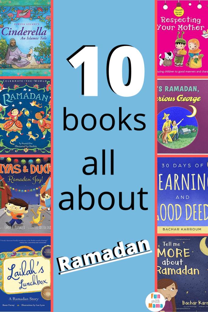 list of Ramadan books for kids