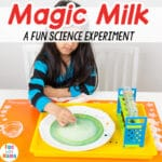 Magic Milk Experiment – A Creative and Fun Activity for Kids